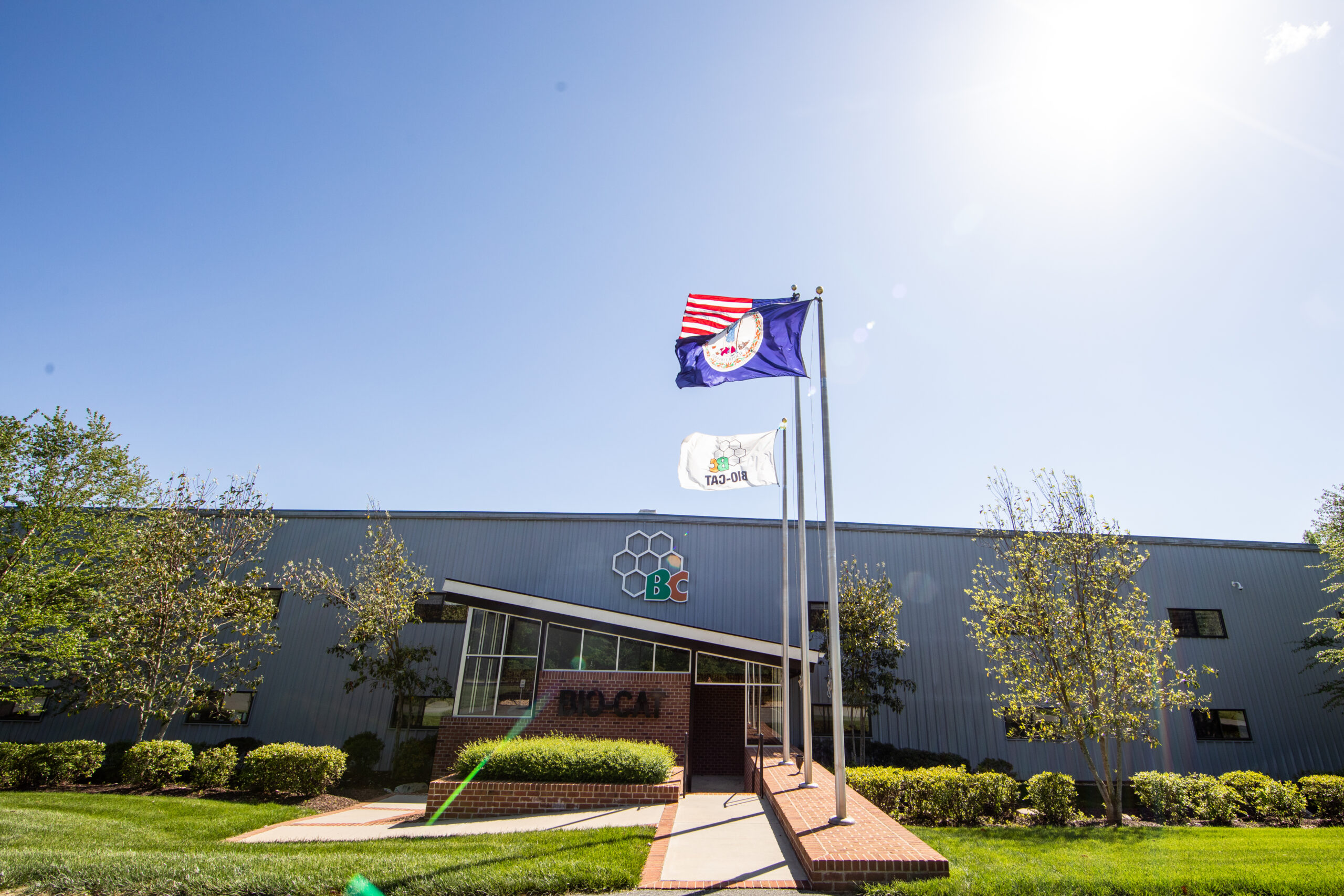 BIO-CAT, Inc.  announces a planned 30,000 square-foot fermentation expansion to its Louisa County facilities.